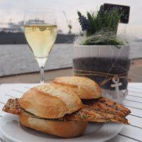 Makrelen mit Wein